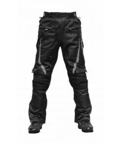 RYNOX ADVENTO PANT: Black