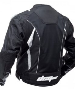 DSG GENESIS JACKET: Black / White