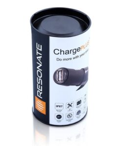 RESONATE CHARGE PLUS ADVANCE USB POWER SOURCE