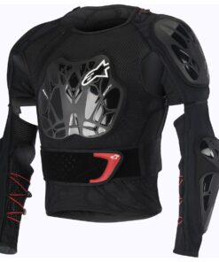 ALPINESTARS BIONIC TECH JACKET: Black / White / Red