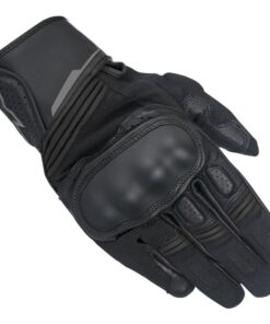 ALPINESTARS BOOSTER GLOVES: Black