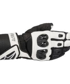 ALPINESTARS SP AIR GLOVES: Black / White