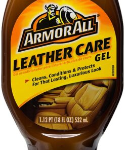 ARMOR ALL LEATHER CARE GEL: 532ml