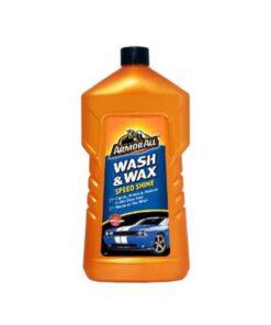 ARMOR ALL WASH & WAX SPEED SHINE: 1L