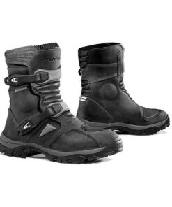 FORMA ADVENTURE LOW BOOTS: Black