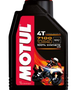MOTUL 4T 7100 10W-40 FULL SYNTHETIC WITH ESTER: 1Ltr