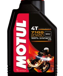MOTUL 4T 7100 20W-50 FULL SYNTHETIC WITH ESTER: 1L