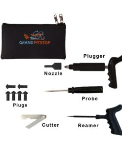 GRAND PITSTOP PLUG MINI PUNCTURE REPAIR KIT