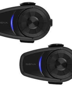SENA 10S MOTORCYCLE BLUETOOTH COMMUNICATION SYSTEM: Dual Pack