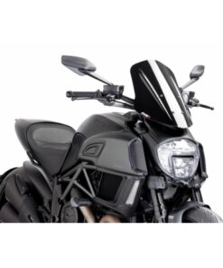 PUIG DUCATI DIAVEL WINDSCREEN