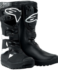 Alpinestars No Stop Trail Boots: Black