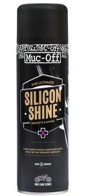 MUC-OFF SILICON SHINE: 500ml