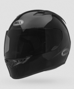 BELL QUALIFIER SOLID GLOSS HELMET: Black