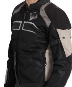 LEIIDOR GRANDSTAND JACKETS: Black / Grey