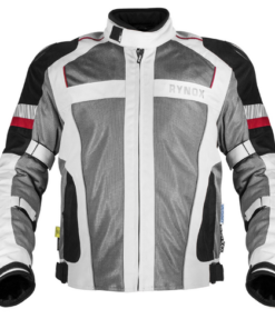 RYNOX STORM EVO L2 JACKET: Off-White