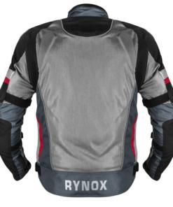 RYNOX STORM EVO L2 JACKET: Grey