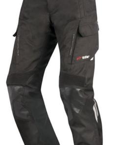 ALPINESTARS ANDES V2 DRYSTAR PANTS: Black