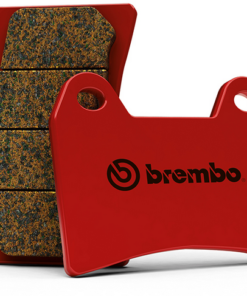 BREMBO REAR BRAKE PADS 07HD14.SP: Harley