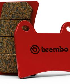 BREMBO REAR BRAKE PADS 07HD14.SP: Harley