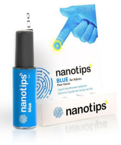 NANOTIPS FOR FABRICS AND FLEECES
