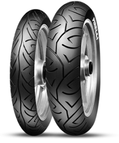 PIRELLI SPORT DEMON REAR TIRES / TYRES 130/70 17 62H