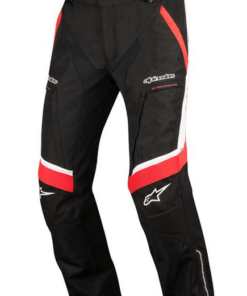 ALPINESTARS RAMJET AIR PANTS: Black / Red / White