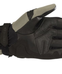 ALPINESTARS ANDES TOURING OUTDRY GLOVES: Military Green / Black