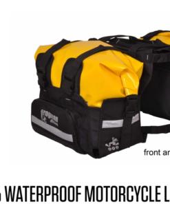DIRTSACK FORGMAN SADDLE BAG