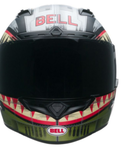 BELL QUALIFIER DLX DEVIL MAY CARE HELMET