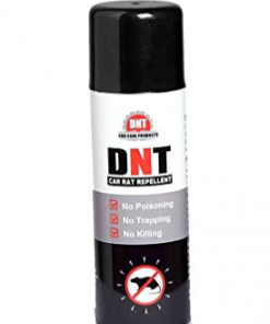 DNT RAT/MOUSE REPELLENT / GUARD FOAM BASED SPARY FOR CARS
