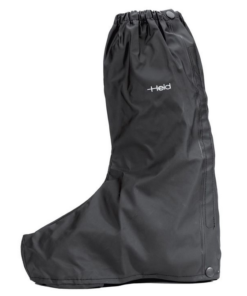 HELD SKIN LONG WATERPROOF BOOT COVER: Black