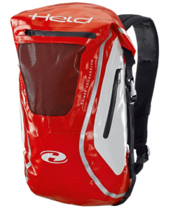 HELD ZAINO TOURING BACKPACK WATERPROOF: RED