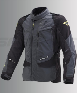 MACNA EQUATOR JACKET: Grey