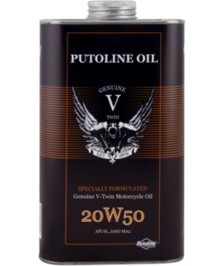 PUTOLINE GENUINE V-TWIN OIL 20W-50: 1L