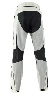 RICHA AIRBENDER TROUSERS TEXTILE PANTS: DIMPLE GREY