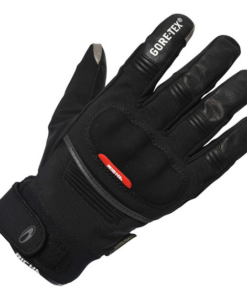 RICHA CITY GORE TEX GLOVES: BLACK