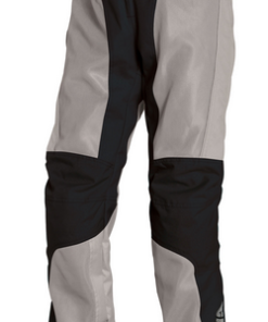 RICHA COOL SUMMER MEN TROUSERS PANT: Black / Grey