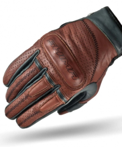 SHIMA CALIBER GLOVES: Brown