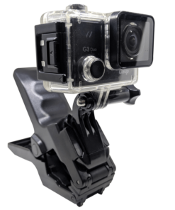 ACTIONCAMS JAW CLAMP MOUNT