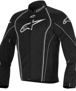 ALPINESTARS BONNEVILLE AIR JACKET: Black