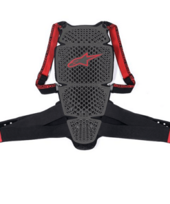 ALPINESTARS NUCLEON KR CELL PROTECTOR: Black / Red