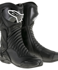 ALPINESTARS SMX-6 V2 BOOTS: Black / Black
