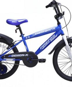 FIREFOX DEMON X BICYCLE 20 GREY
