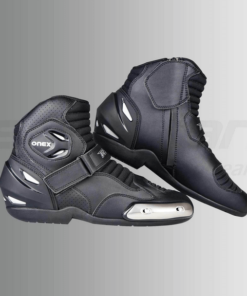 RYO ONEX SPORTS RIDING BOOTS: Black
