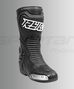 RYO T-REX RIDING BOOTS: Black