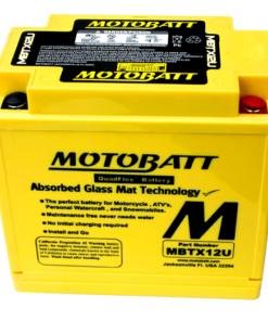 MOTOBATT BATTERY: MBTX12U