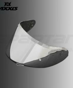 Axxis V-18 Silver Iridium Visor