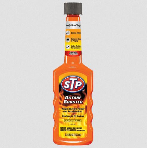 STP OCTANE BOOSTER: 155ML