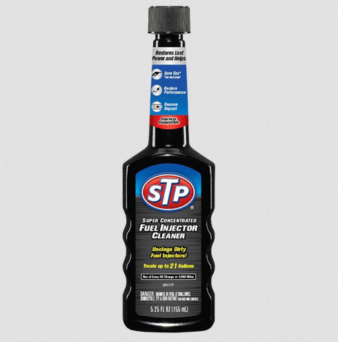 STP FUEL INJECTOR CLEANER - SUPER CONCENTRATED: 155ML