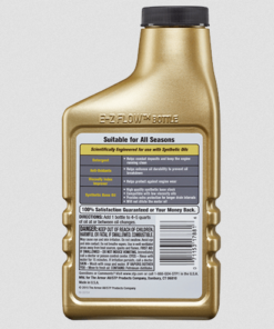 STP SYNTHETIC OIL TREATMENT: 443ML